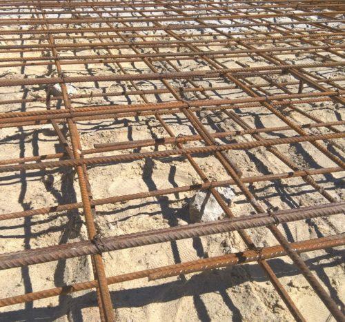 Вязка арматуры под бетон