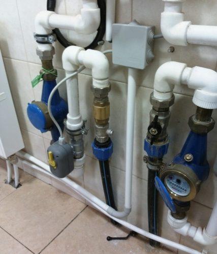 Наш монтаж водоснабжения загородный дом
